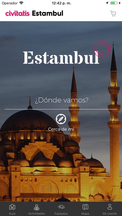 Guía de Estambul Civitatis.comCaptura de pantalla de1