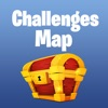 Challenges Map for Fortnite