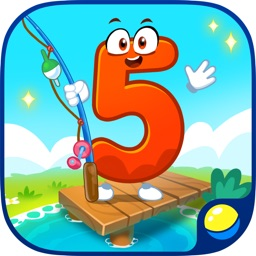 Numbers games for kids 123 app