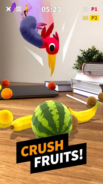 Flippy Friends Fruit Crush AR