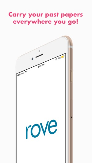 Rove Papers(O & A Levels) on the App Store