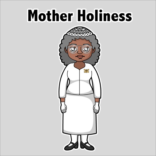 Mother Holiness Stickers