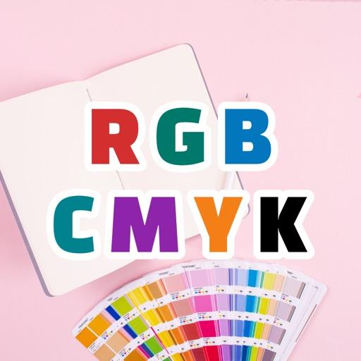 RGB, CMYK - Color Converter