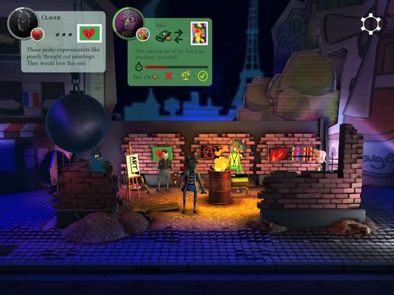 Screenshot #3 for Passpartout: Starving Artist