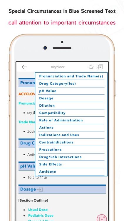 IV Medications Handbook Gahart screenshot-6
