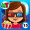 App Icon for My Town : Cinema App in Peru IOS App Store