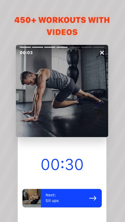 Workouts by Muscle Booster screenshot-3