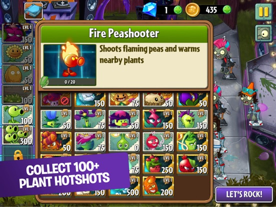 Plants vs  Zombies™ 2 by PopCap (iOS, United States