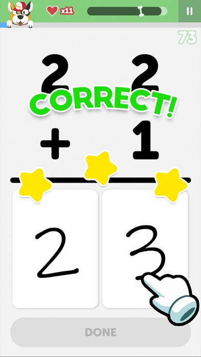 Math Learner: Learning Games screenshot 2