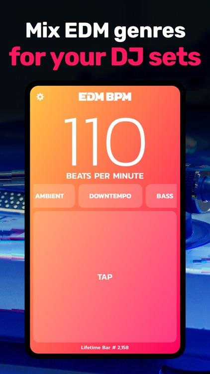 bpm counter    ϟ    edm bpm screenshot-3