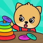 Toddler games for girls & boys icon