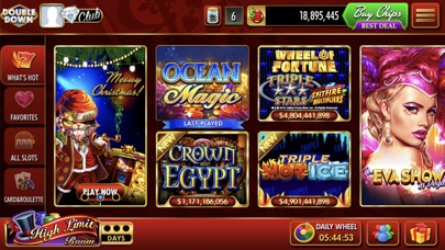 DoubleDown Casino Slots Game Screenshot