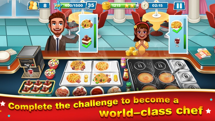 Crazy Cooking Chef: Fever Game screenshot-4