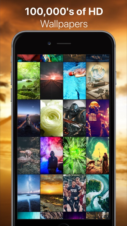 Wallpapers Editor: Cool Themes screenshot-5