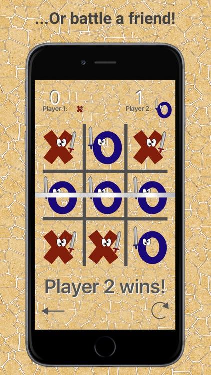 X vs O - Tic Tac Toe! screenshot-3