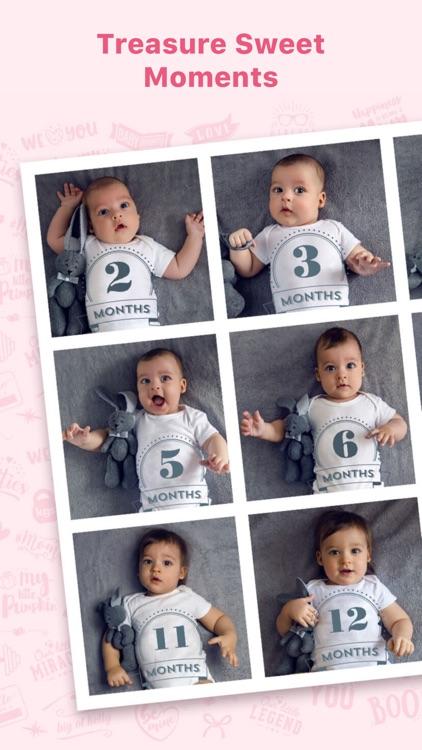 Baby Pics - Photo Editor screenshot-3