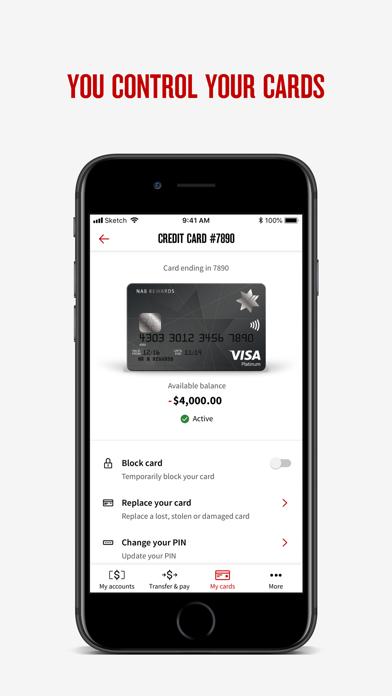 NAB Mobile BankingScreenshot of 1