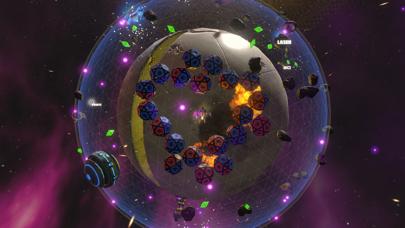 Скриншот №5 к Orbital InvadersGalaxy Attack