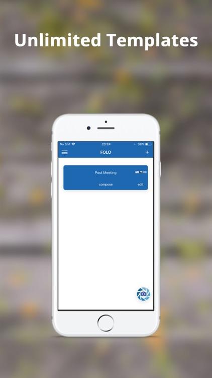 Business Card Follow Up Scans screenshot-4