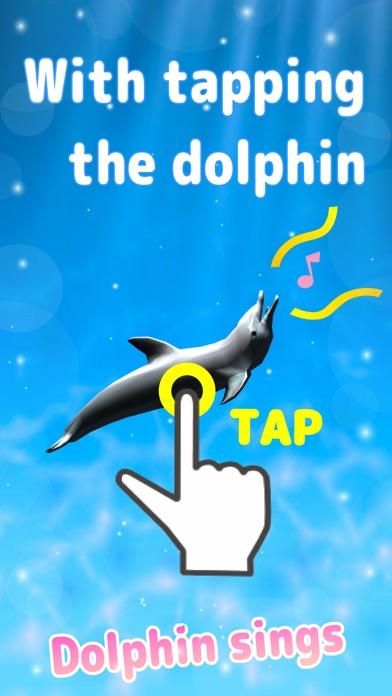 Tap Dolphin -simulation game- screenshot 2