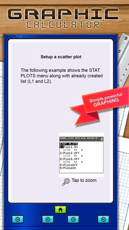 TI-84 Plus Ce Manual screenshot-4