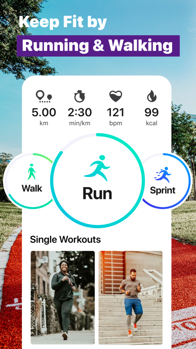 Verv: Fitness Workout at Home Screenshot