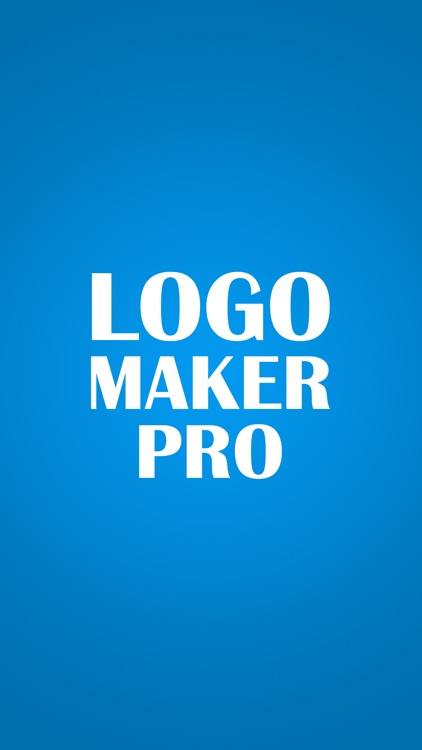 Logo Maker Pro screenshot-0