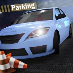 Classic Car Parking Master 3d