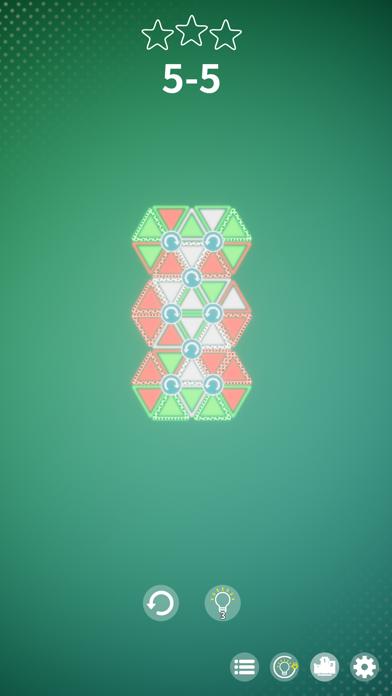 FlatCube : 2D RotationPuzzle紹介画像3
