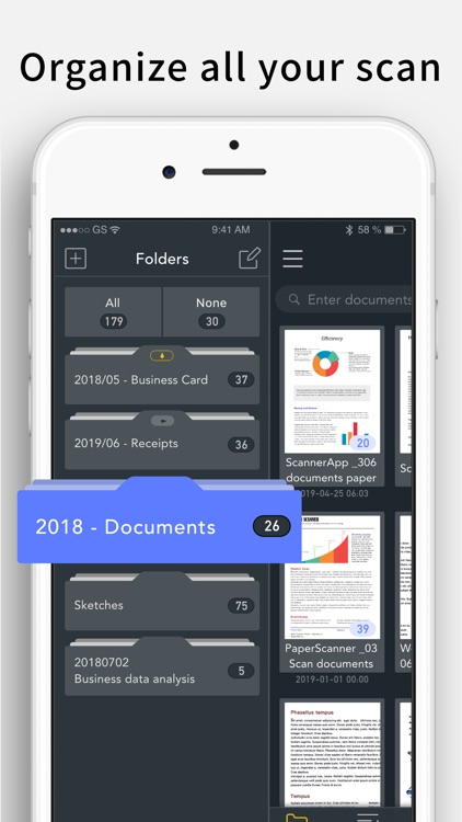 Scanner App + Scan Doc Fax PDF screenshot-9