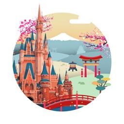 TKYO DSNY for Tokyo Disneyland