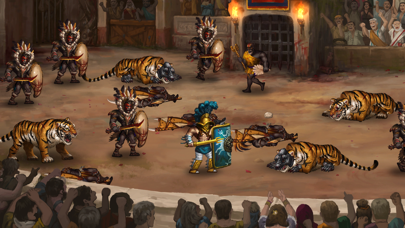 Story of a Gladiator screenshot 3