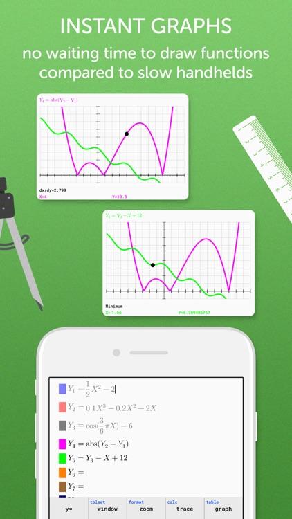 TI 84 Graphing Calculator screenshot-5