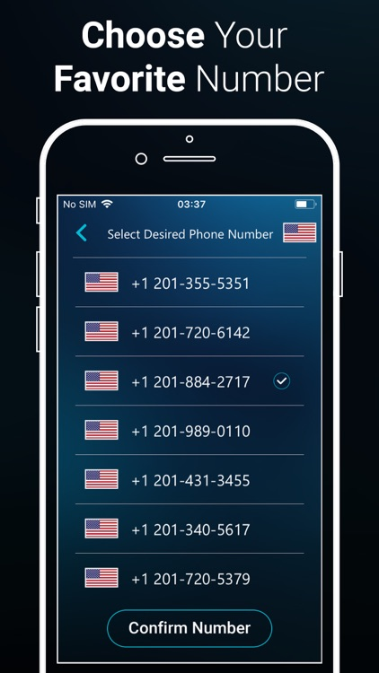 2nd Phone Number - Calling App by Abdullah Maruf