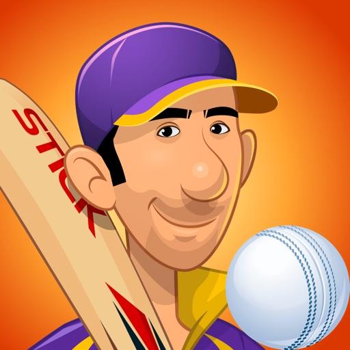 Stick Cricket Premier League iOS App