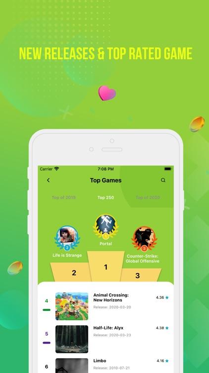 HappyMod : Games Tracker screenshot-3