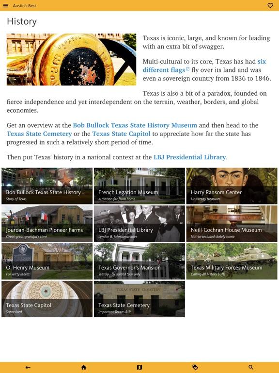 Austin's Best: TX Travel Guide screenshot 17