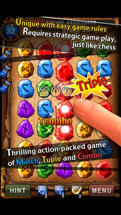 RuneMaster Puzzle screenshot-3