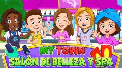 Screenshot for My Town : Beauty Spa Saloon in Chile App Store
