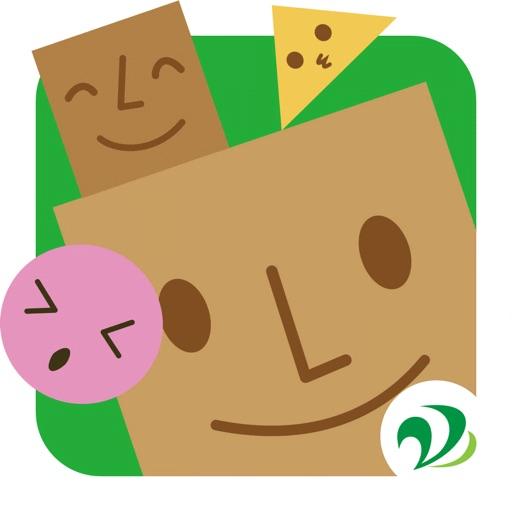 ニコニコつみき 子供向け知育アプリ