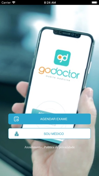 Screenshot #4 for GoDoctor App