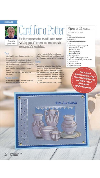 Parchment Craft Magazine screenshot-4