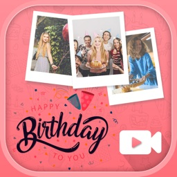 Birthday Music Video Maker