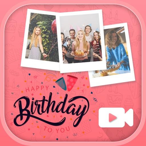 Birthday Music Video Maker