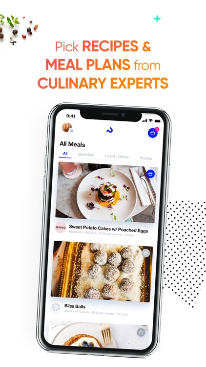 Plate Up: Recipes Delivered