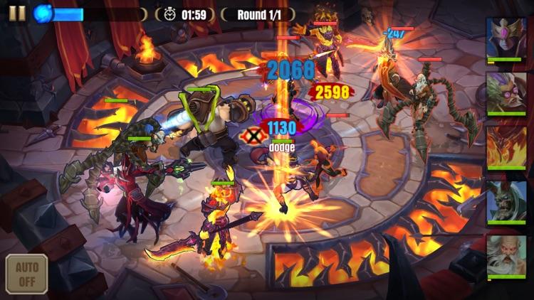 Juggernaut Wars-MMORPG legends screenshot-9