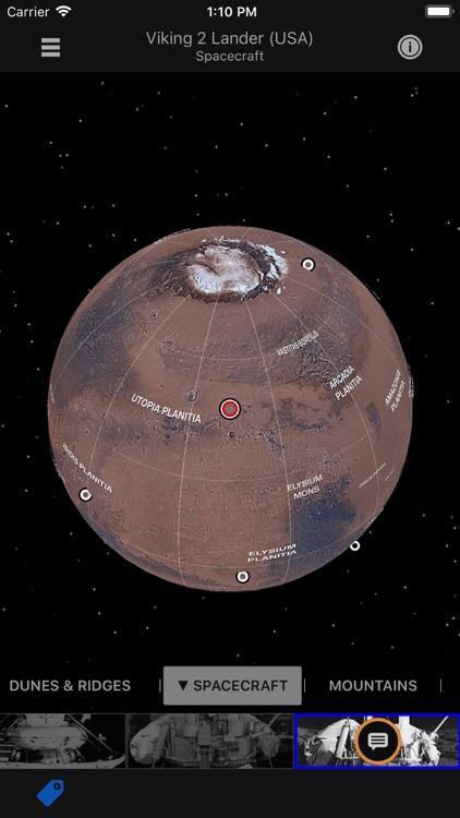 Mars Info screenshot-0