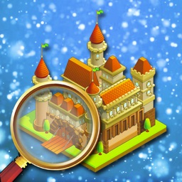 Hidden Object Fantasy Kingdom