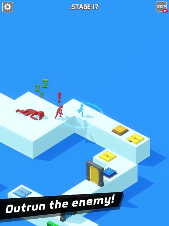 Sneak Out 3D screenshot 9
