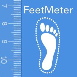 Feet Meter  measure shoe size
